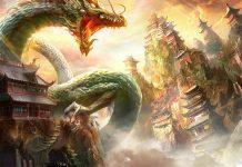 mơ thấy con rồng đánh con gì
