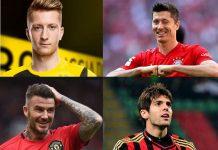 10 cầu thủ đẹp trai nhất thế giới