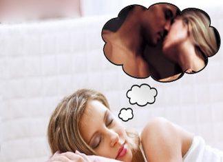 mơ thấy vợ chồng quan hệ