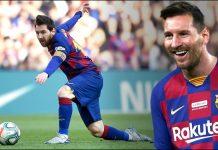 Messi có biệt danh là Con Rệp